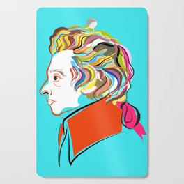 Mozart Cutting Board