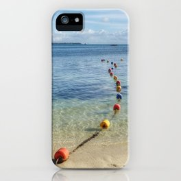 Mont Choisy Indian Ocean iPhone Case