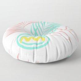 Sun Baked Mint Summer Collection 2 of 3 Floor Pillow
