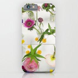Spring Flowers - JUSTART (c) iPhone Case