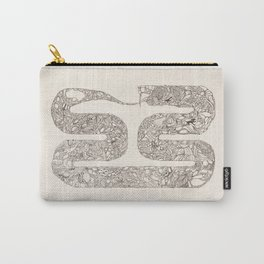 Snake of Misconception Carry-All Pouch