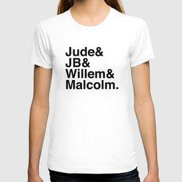 A Little Life - Jude JB Willem & Malcolm T-shirt
