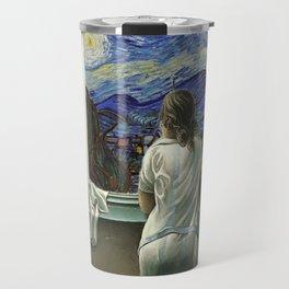 Dalí x Van Gogh Travel Mug