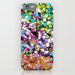 Super Happy Colors iPhone Case
