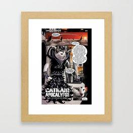 Cathair Apocalypse 01-01 Framed Art Print