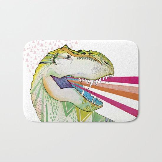 Dinosaur / August Bath Mat