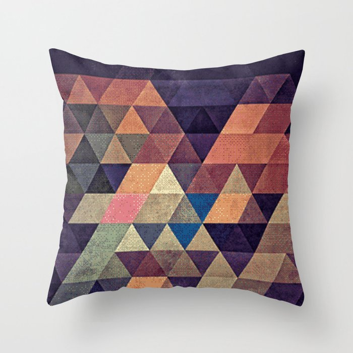 fydyxy_pyxyl Throw Pillow