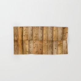 Wood 6 Hand & Bath Towel