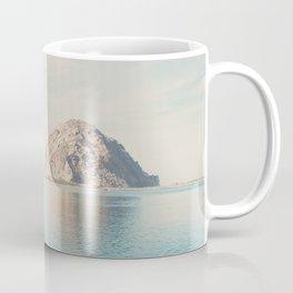 Morro Rock photograph Coffee Mug
