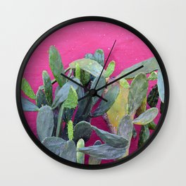 cactus i. colombia. Wall Clock