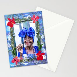 Mother of Fishes Stationery Cards