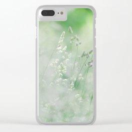 Nature in a Daydream Clear iPhone Case