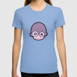 Amazed Jiggin Monkey T-shirt