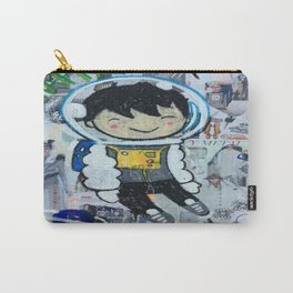 Space Boy Carry-All Pouch