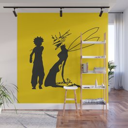 Killua Kills Wall Mural
