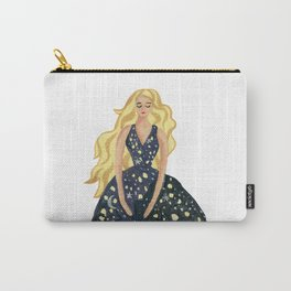 Princess of the starry night Carry-All Pouch