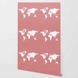 Pink Elegant World Wallpaper