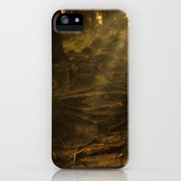 Splintered iPhone Case