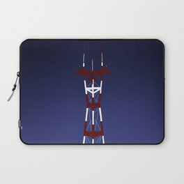 SUTRO TOWER Laptop Sleeve