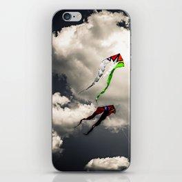 Kites iPhone Skin