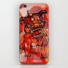 Gong Hey Fat Choy pt. 1 iPhone Skin
