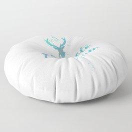 Expecto Patronum Harry Floor Pillow