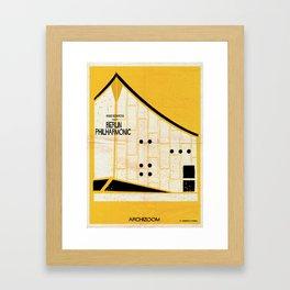 Berlin-Philharmonic- Framed Art Print