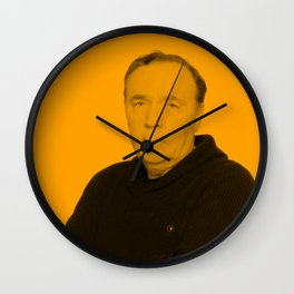 James Patterson - Celebrity Wall Clock