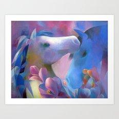 Ruben11 Art Print