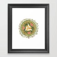 Summer Solstice Framed Art Print