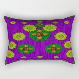 Love fantasy Buddha blessings Rectangular Pillow