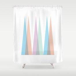 △△△ Shower Curtain