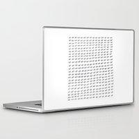 shit Laptop & iPad Skins featuring shit by edoardo de falchi