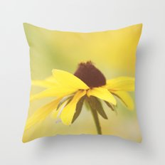 Amarillo Haze Throw Pillow