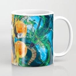Vegeta Super Saiyan Coffee Mug
