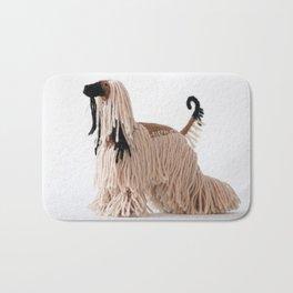 Afghan Hound Bath Mat
