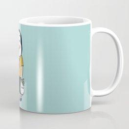 Joyful Girl Coffee Mug