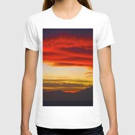 Red Horizon T-shirt