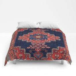 Afshar Kerman South Persian Rug Print Comforters