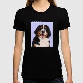 Im aDOGable Bernese Mountain T-shirt