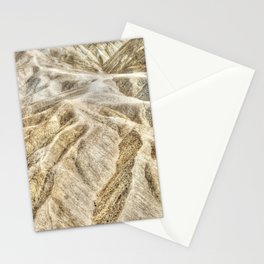 Death Valley desert Stationery Cards