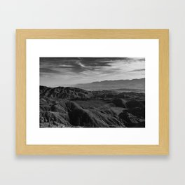 Joshua Tree National Park XXIX Framed Art Print