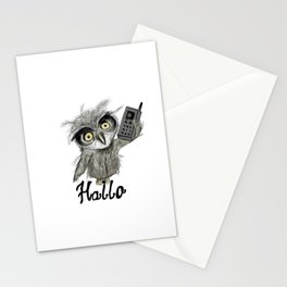 mobil Stationery Cards