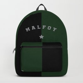 triwizard tournament slytherin malfoy Backpack