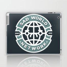 SAD WORLD NEWS NETWORK Laptop & iPad Skin