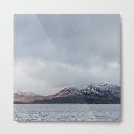Across the Sea Metal Print