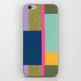 Bauhaus Revisited iPhone Skin