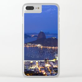 Always and Still Clear iPhone Case