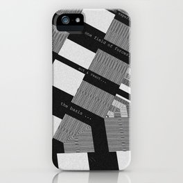 The Basis iPhone Case