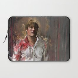 In the kitchen Laptop Sleeve
